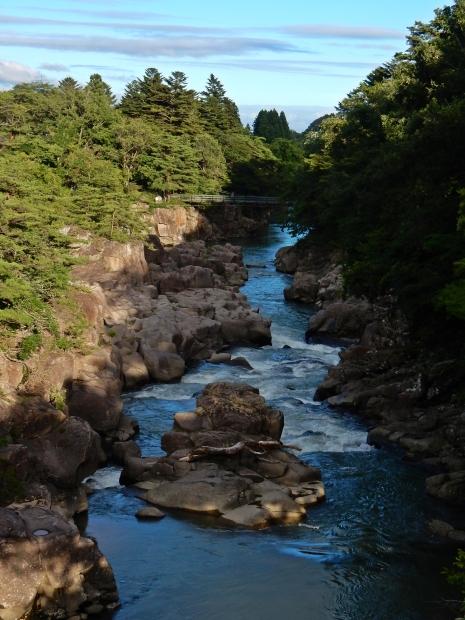 Genbikei Gorge 1